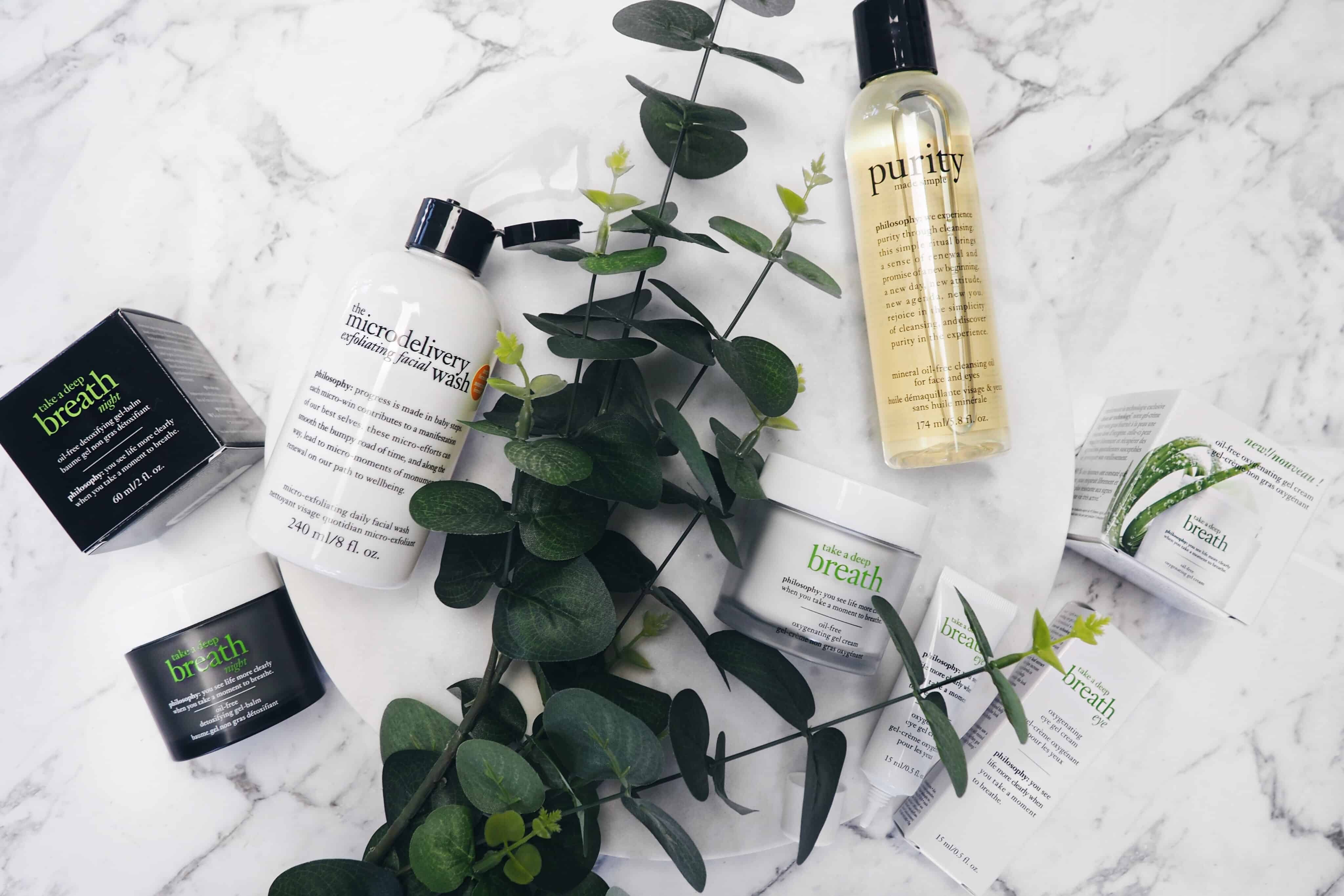 Philosophy skin care