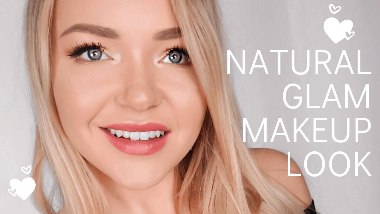 NATURAL GLAM MAKEUP LOOK (1)